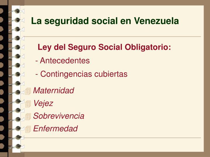 La seguridad social en venezuela3