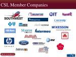csl member companies10