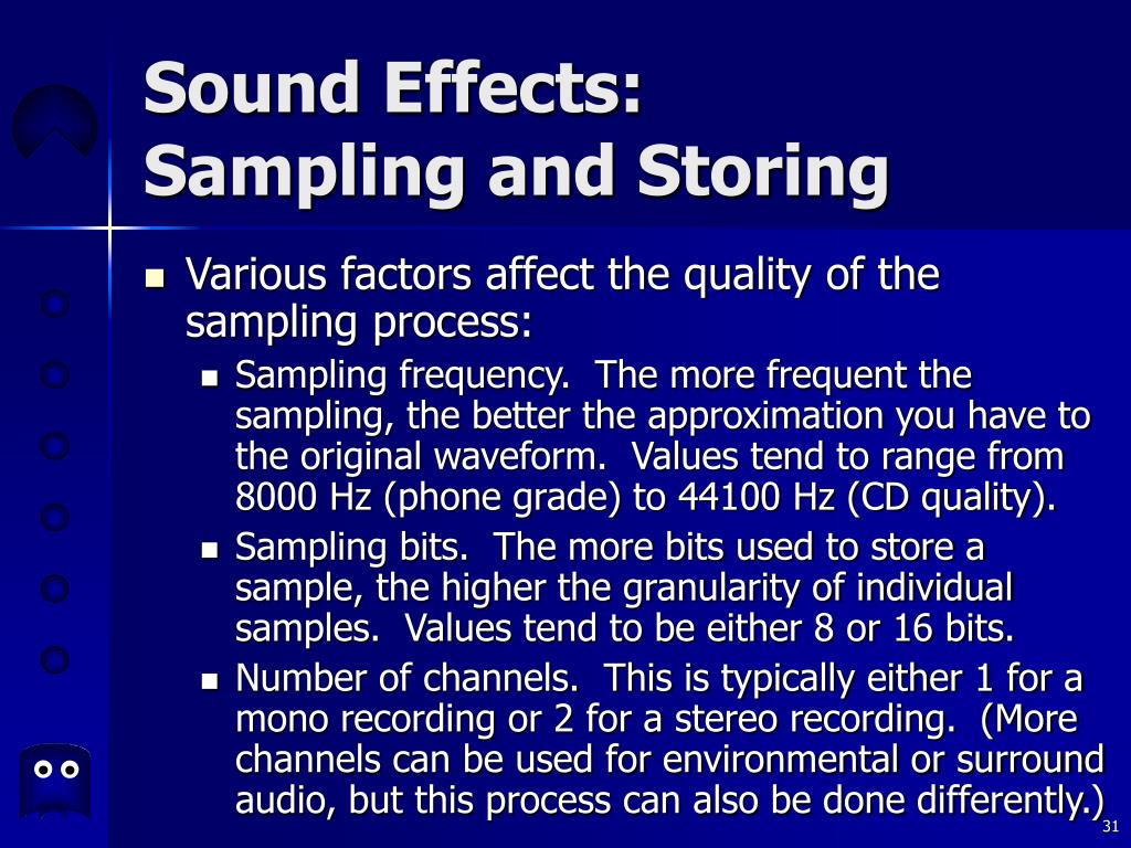 Sound Effects: