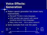 voice effects generation38