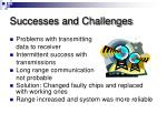 successes and challenges18