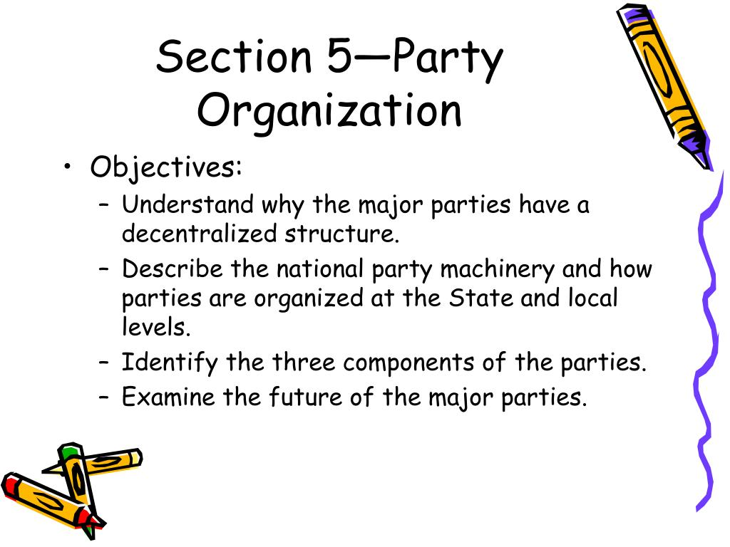 PPT - Chapter 5 Political Parties PowerPoint Presentation ...