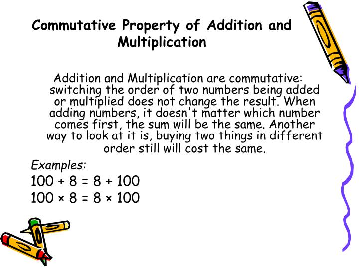 PPT - Whole Number Operations and Their Properties PowerPoint ...