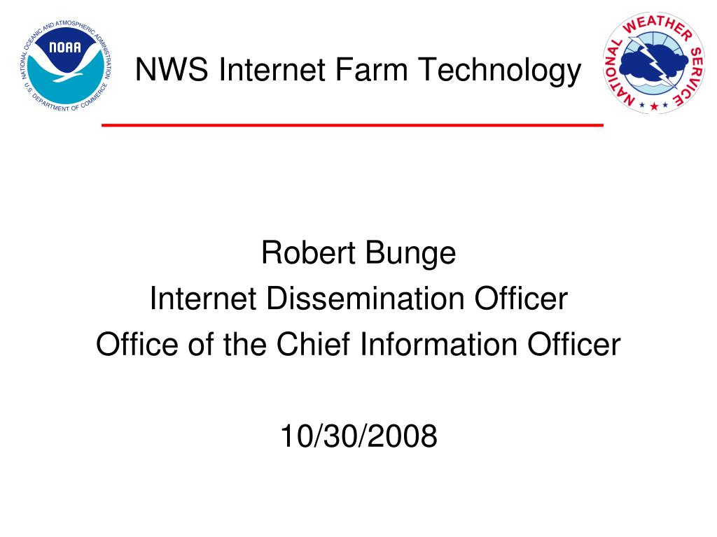 nws internet farm technology l.