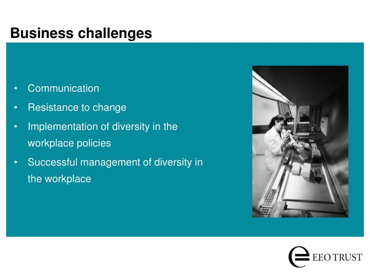 managing diversity in the workplace is a key to success Conclusion diversity in the workplace will increase significantly in the coming years, and it will be important to have a diverse employee population as businesses become more global and complex.