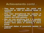 achievements contd30