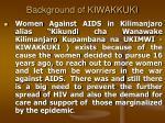 background of kiwakkuki