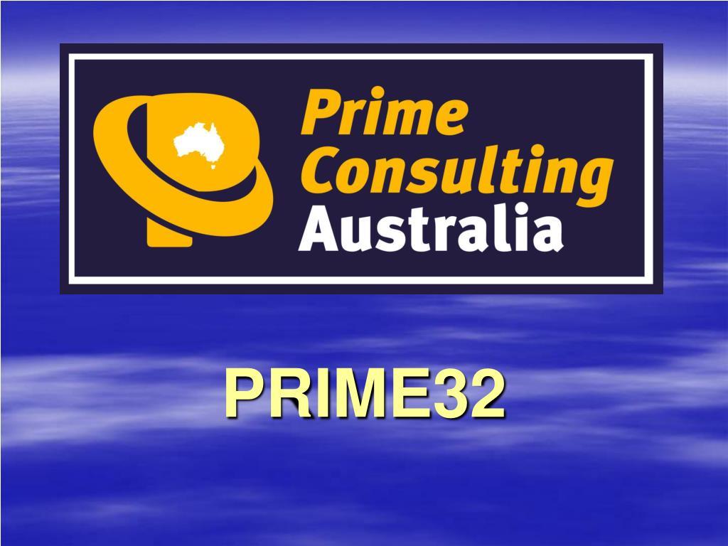 prime32 l.