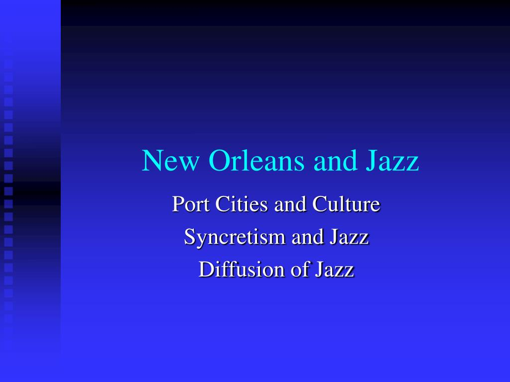 new orleans and jazz l.