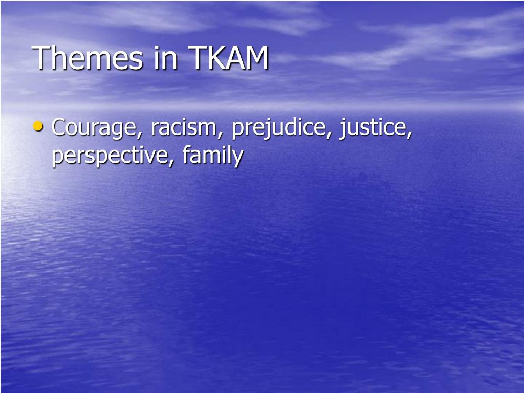 Themes in TKAM