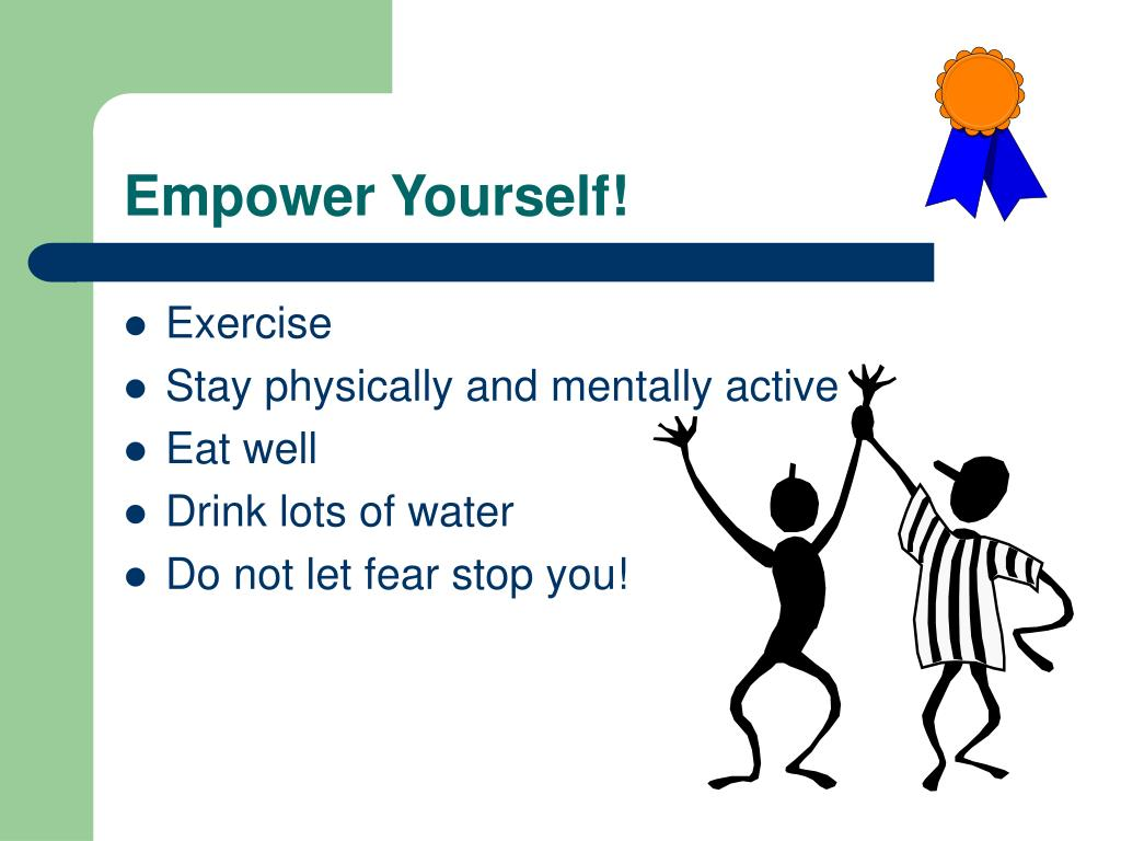 Empower Yourself!