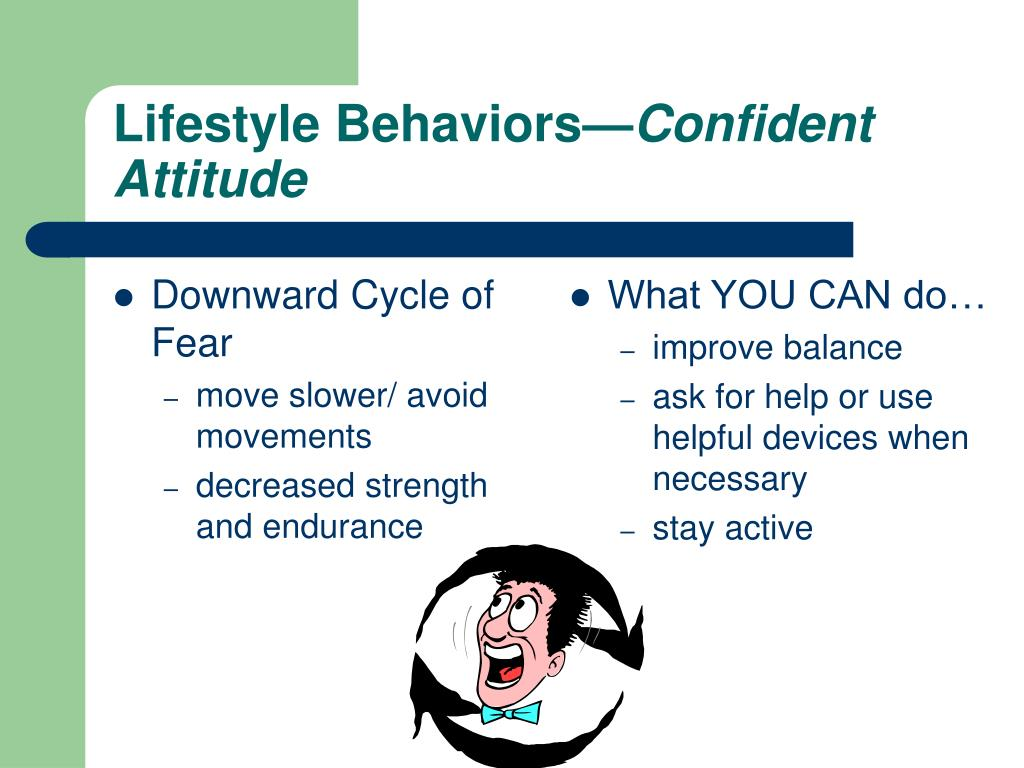 Downward Cycle of Fear