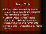 search tools19