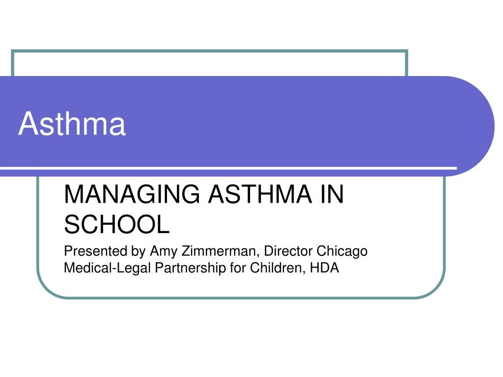 asthma l.