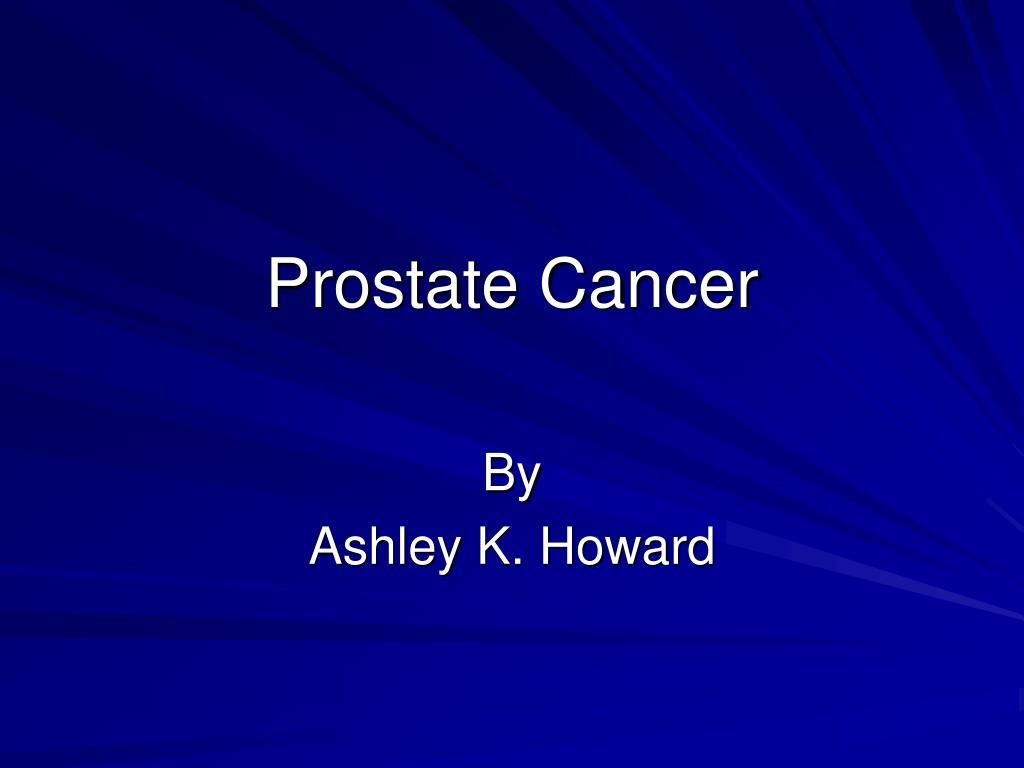 cáncer de próstata y psa power point 2020