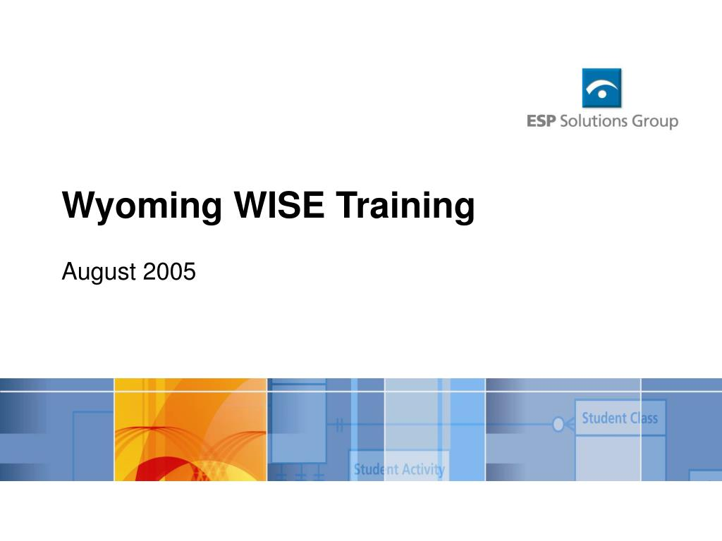 wyoming wise training l.