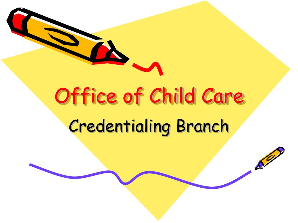office of child care l.