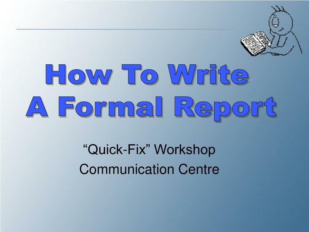 quick fix workshop communication centre l.