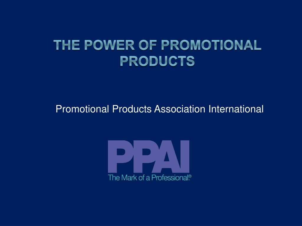 promotional products association international l.