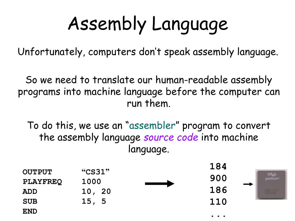 PPT - Computer Science 31 Introduction To Computer Science