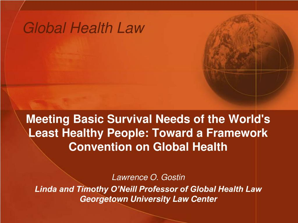global health law l.