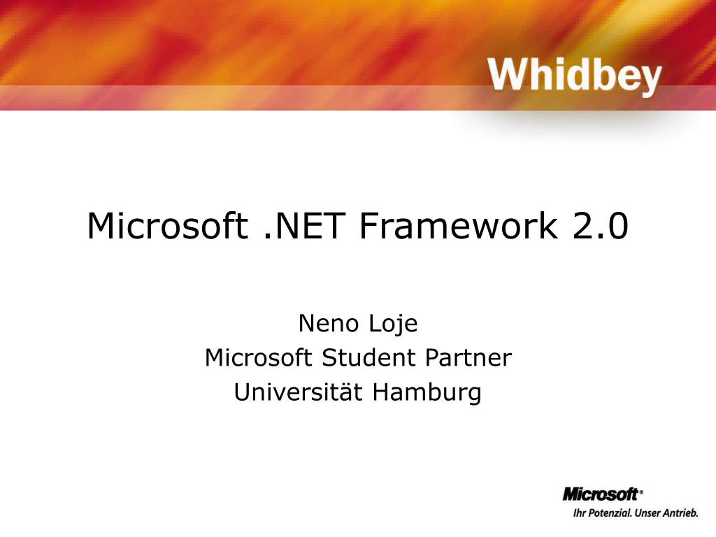 microsoft net framework 2 0 l.