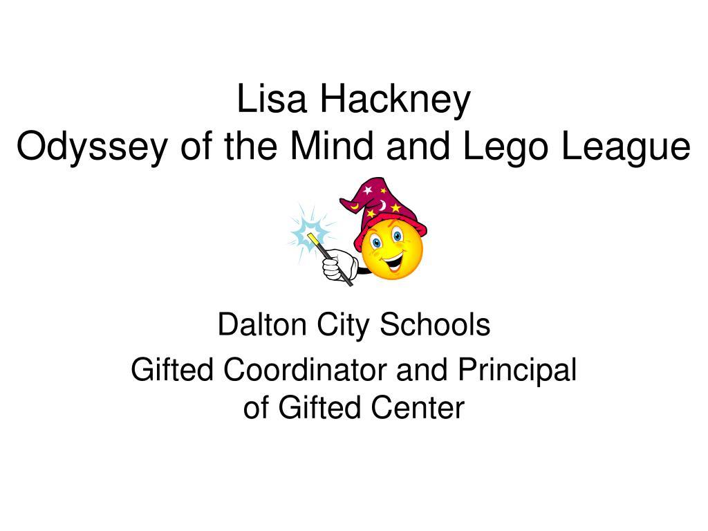 Lisa Hackney