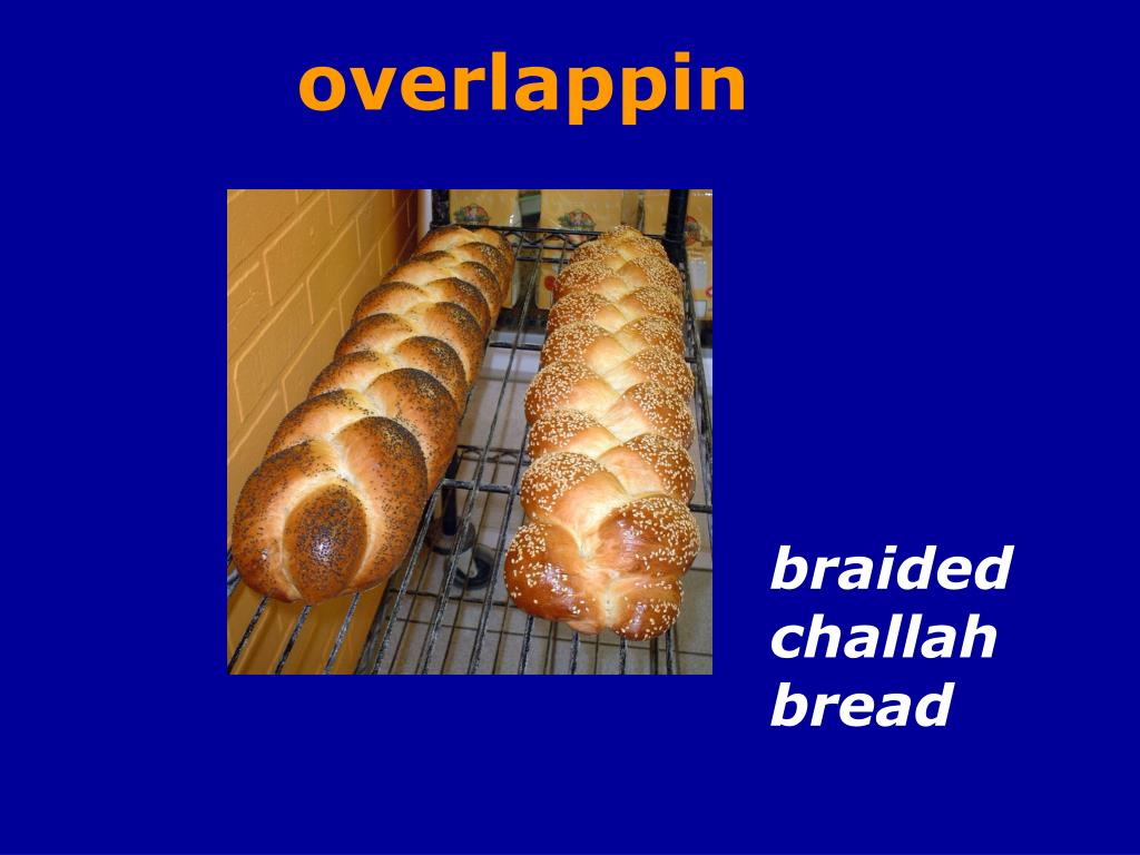 overlappin