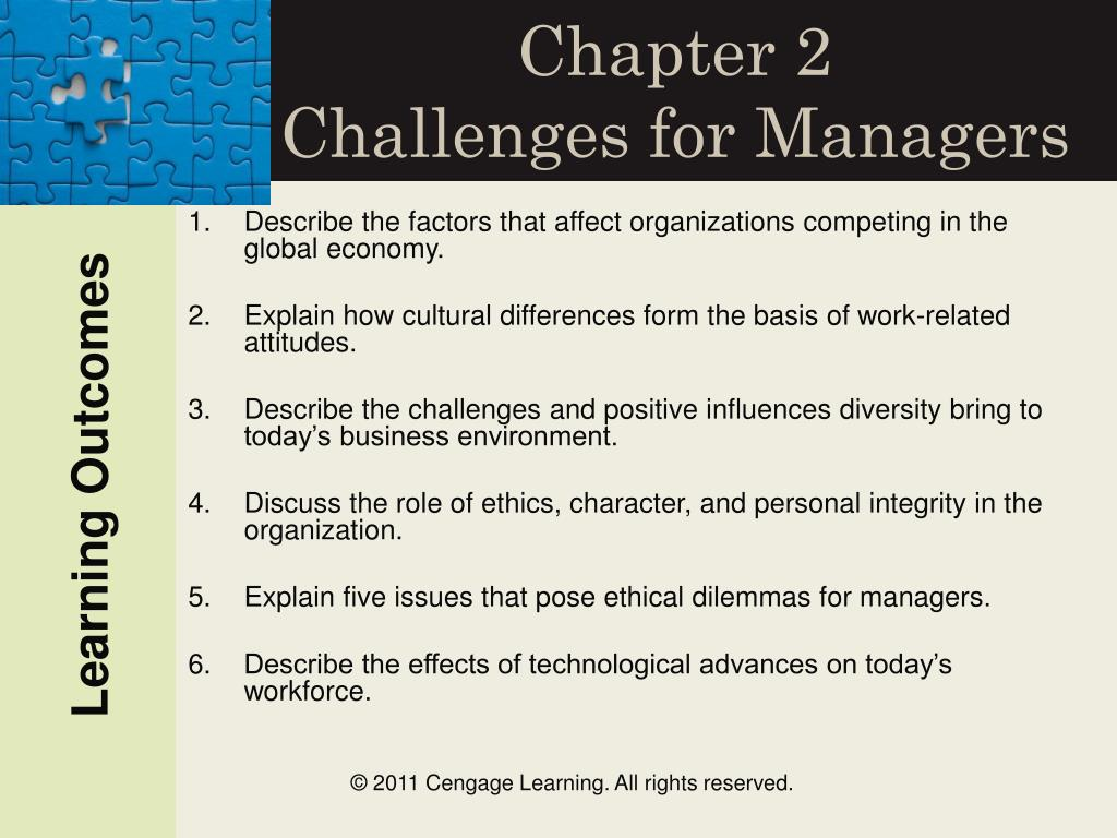 chapter 2 challenges for managers l.