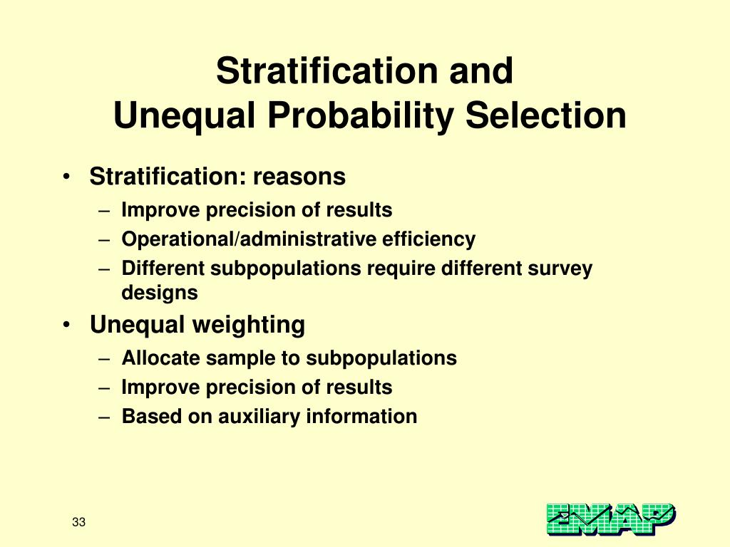 Stratification and