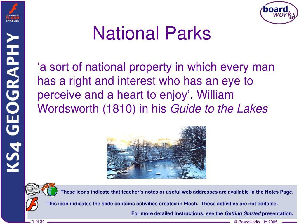 national parks l.
