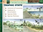trophic state38