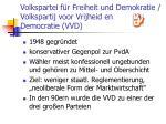 volkspartei f r freiheit und demokratie volkspartij voor vrijheid en democratie vvd