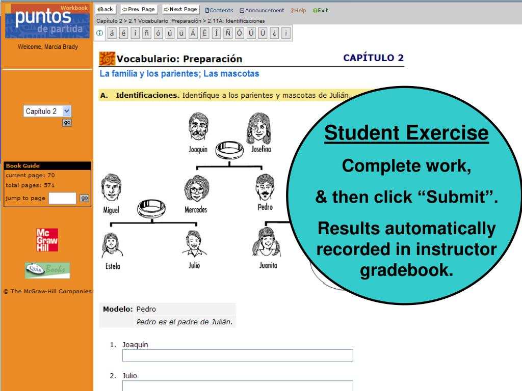 Student Exercise