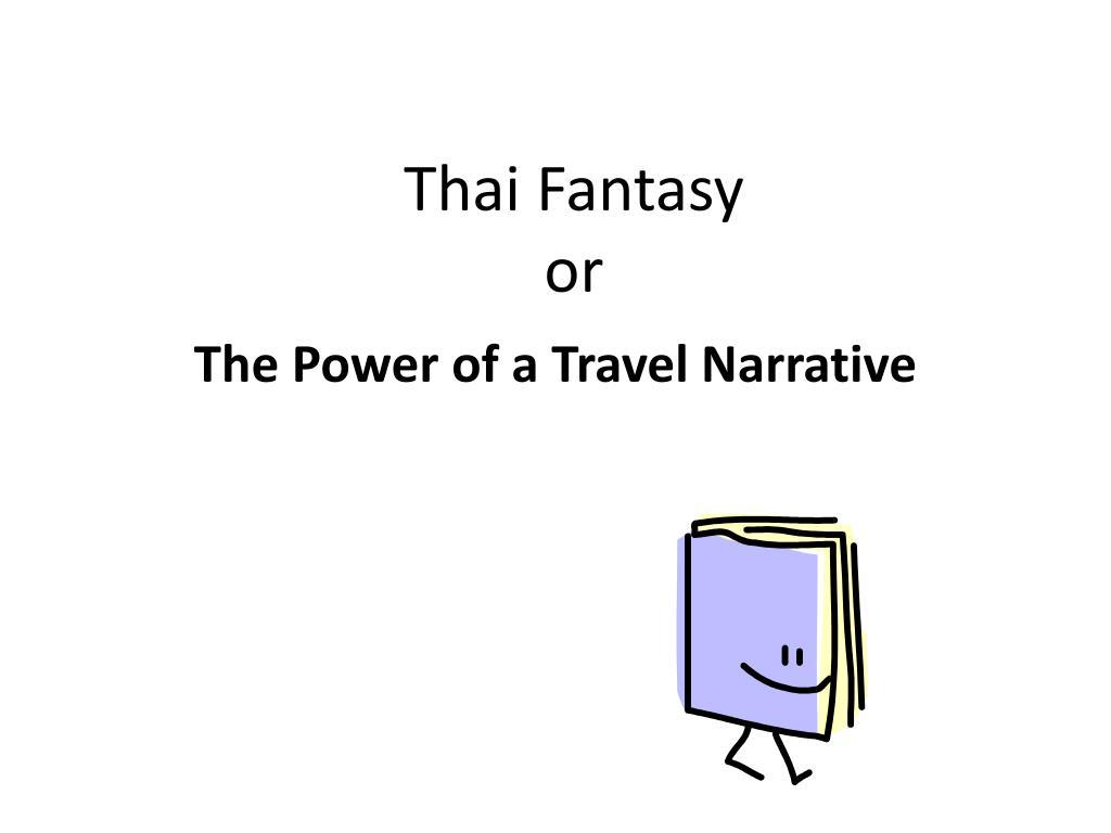 thai fantasy or l.