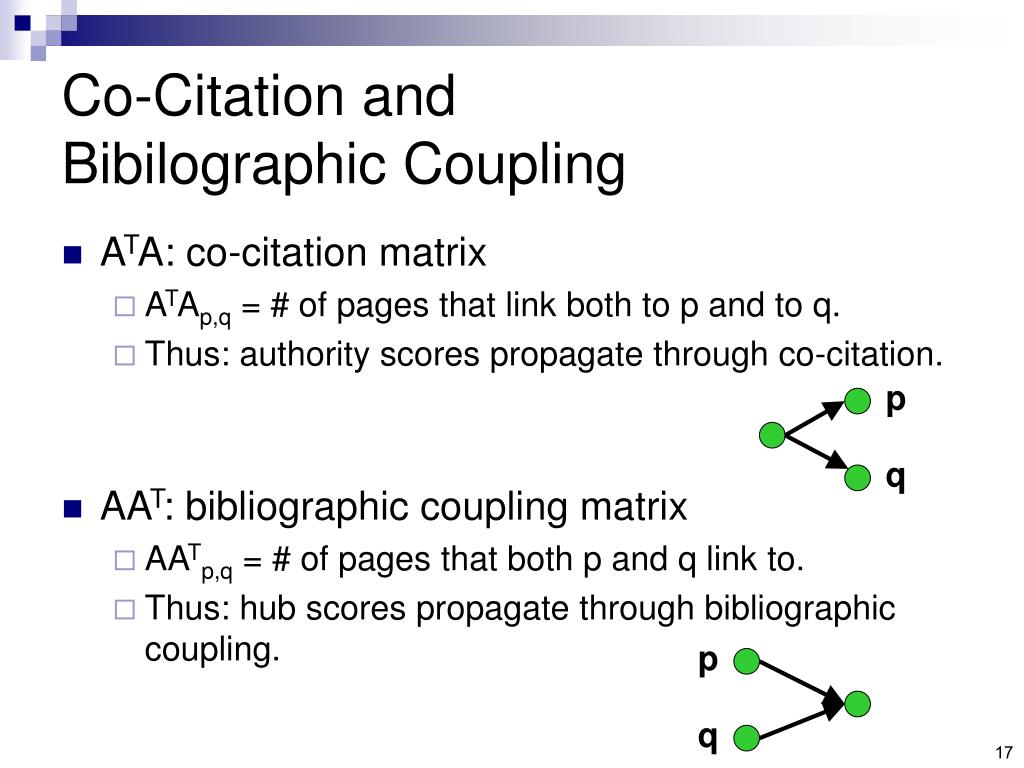 Co-Citation and