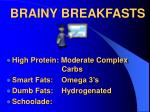 brainy breakfasts48