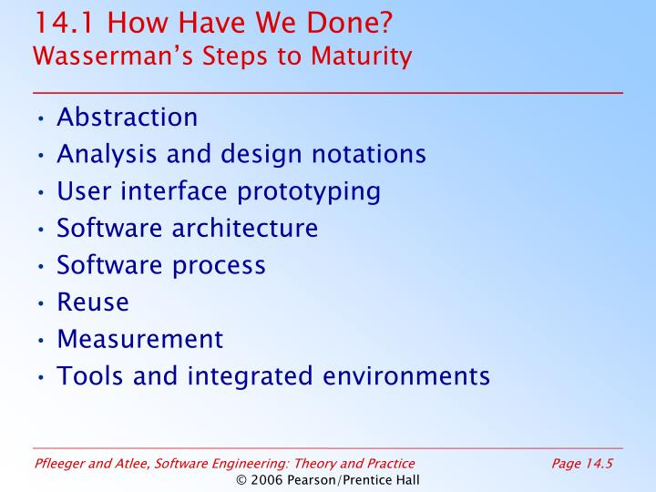 Ppt Chapter 14 The Future Of Software Engineering Powerpoint Presentation Id 578060