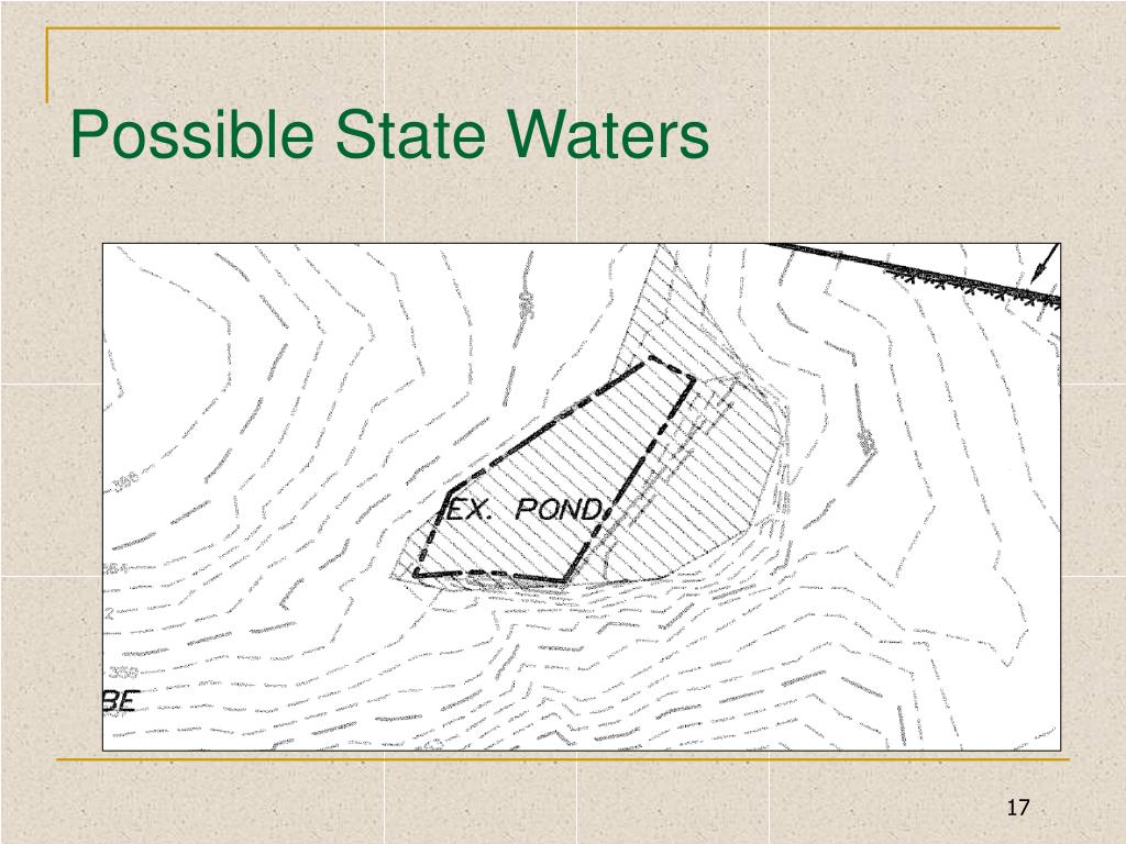 Possible State Waters