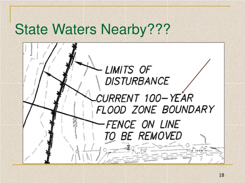 State Waters Nearby???
