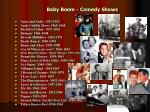 baby boom comedy shows