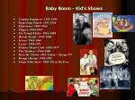 baby boom kid s shows