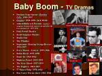 baby boom tv dramas