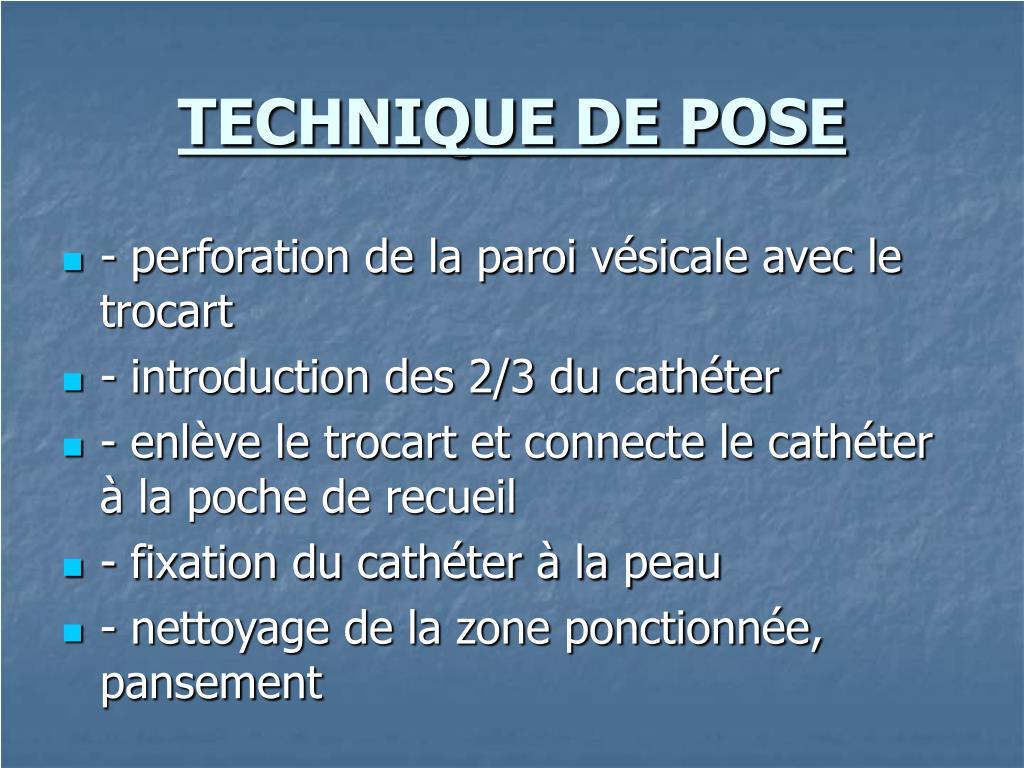ppt le catheterisme sus pubien powerpoint presentation id 578343. Black Bedroom Furniture Sets. Home Design Ideas