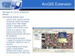 arcgis extension