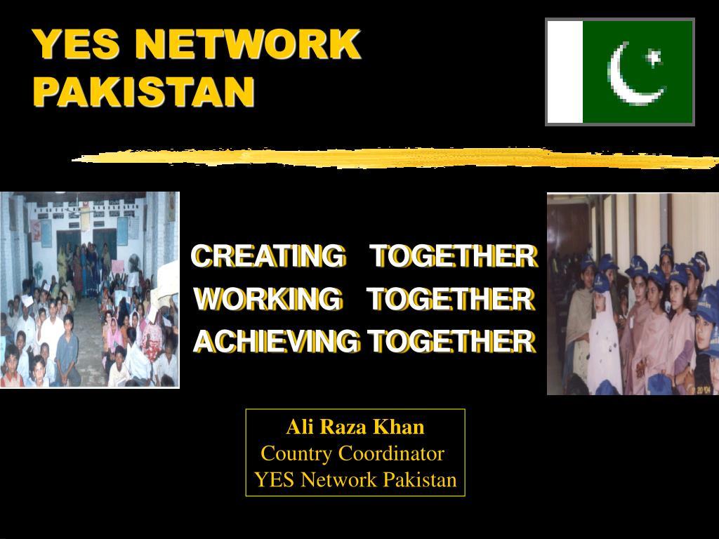 yes network pakistan l.