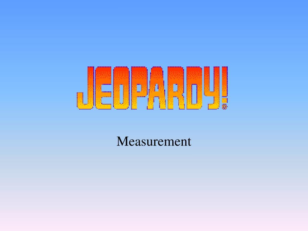 measurement l.