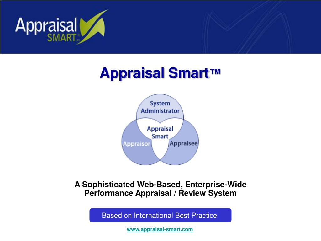 a sophisticated web based enterprise wide performance appraisal review system l.