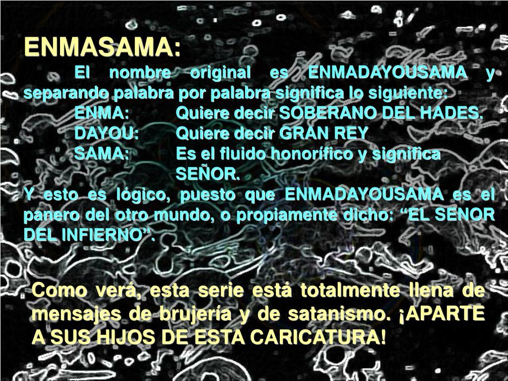 ENMASAMA: