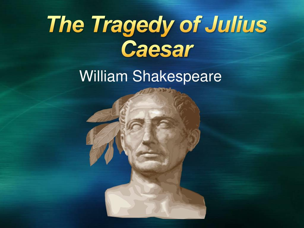 an analysis of julius caesar by william shakespeare Plot summary of and introduction to william shakespeare's play julius caesar, with links to online texts, digital images, and other resources.